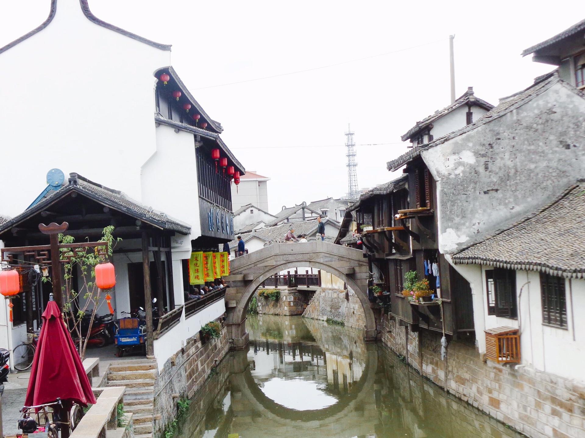 上海不为人知的江南古镇《色戒》取景地